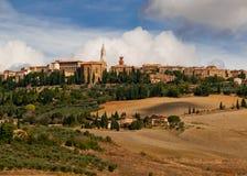 liggande tuscan Arkivbild