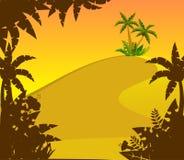 ligganden planterar tropiskt Royaltyfria Bilder