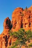 ligganderedrock Arkivbilder
