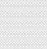 Ligh gray halftone seamless pattern for web design. Royalty Free Stock Photo