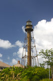 lighhousesanibel Royaltyfri Foto