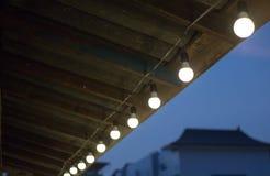 Light†‹线 库存照片