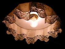 Light. In a dark room stock image