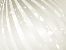 Light abstract background. Background with stars, rays and circles - especially suitable for Christmas themes Royalty Free Stock Photo