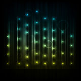 Light. Abstract background. Vector illustration (eps10 Stock Photo
