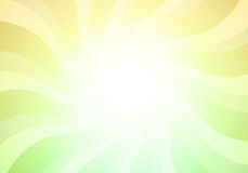 Light abstract background in green color Royalty Free Stock Images