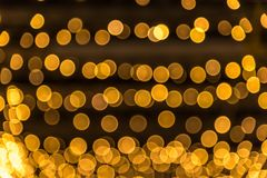 Light abstract bokeh background of light element. Light abstract bokeh background by blur or defocused at light element use for background or wallpaper in new Royalty Free Stock Image