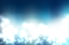 Light abstract Christmas background Stock Image