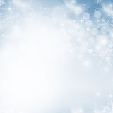 Light abstract Christmas background Royalty Free Stock Photo