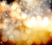 Light abstract Christmas background Royalty Free Stock Images