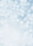 Light abstract Christmas background Stock Photo