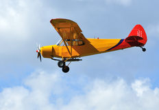 Light aircraft Royalty Free Stock Photo