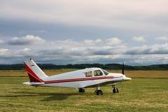 Light aircraft Royalty Free Stock Photo
