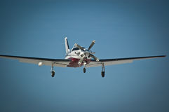 Light Aircraft in Flight Stock Images
