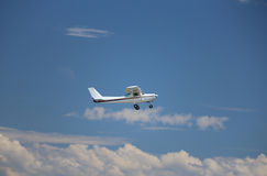 Light Aircraft Stock Image