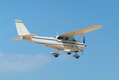 Light airplane Royalty Free Stock Photo