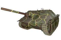 Light antitank self-propelled unit Stock Photo