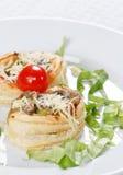 Light appetizer Stock Photos