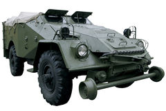Light armored personnel carrier Stock Photo