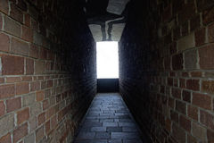 Free Light At The End Of The Tunnel Stock Photography - 57592432