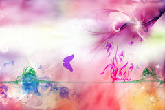 Light background Stock Image