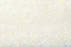 Light Background, Abstract Glitter Bokeh Decoration, Lighting Color Royalty Free Stock Photos