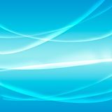 Light background blue Royalty Free Stock Photo