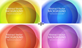 Light background. Vector illustration Stock Images