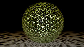 Light ball Stock Image