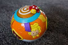 Light ball for kids Royalty Free Stock Photography