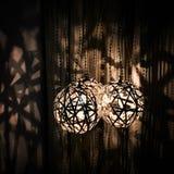 Light balls Stock Image