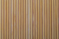 Light bamboo texture collection of vegetable and natural fibers. Foreground royalty free stock photo