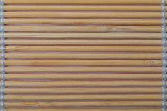 Light bamboo texture collection of vegetable and natural fibers. stock photography