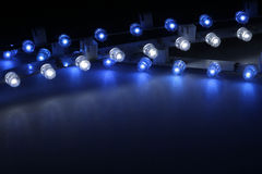 Light bars Royalty Free Stock Photos