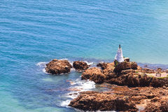 Light beacon, Knysna Stock Photography