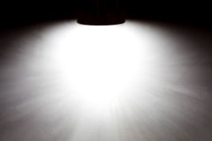 Light beam on the concrete wall with copy space stock photos