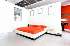 Light bedroom Royalty Free Stock Photo