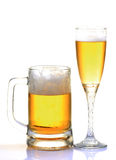 Light beer Stock Image