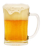 Light beer Royalty Free Stock Photo