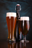 Light beer Stock Photography