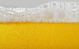 Light beer. Royalty Free Stock Images