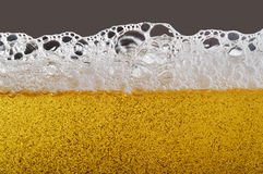 Light beer. Royalty Free Stock Photos