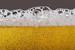 Light beer. Royalty Free Stock Photos