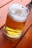 Light beer mug Stock Images