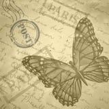 Light beige grange scratched background old paper Stock Photo