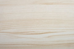 Light Beige Wood pattern Royalty Free Stock Photo