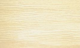 Light beige wood texture background. Natural pattern swatch horizontal template. Vector illustration Stock Photos