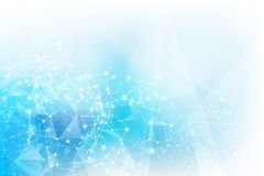 Light Blue Abstract Background 003 Royalty Free Stock Images
