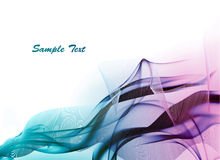 Light blue abstract background. Stock Photo
