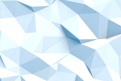 Light blue abstract background Stock Photography